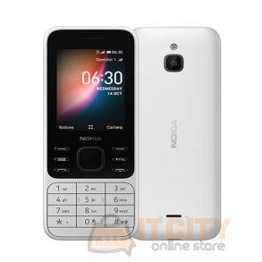Nokia 6300 4G 2.4Inch Mobile Phone - White