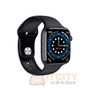 W26+ Smart Watch Full screen - Black