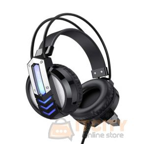 Borofone BO100 Game Wired Headphones - Black