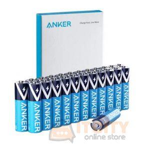 Anker Alkaline AAA Batteries 48-Pack