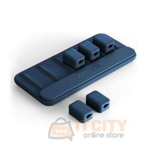 Anker Magnetic Cable Holder – Blue