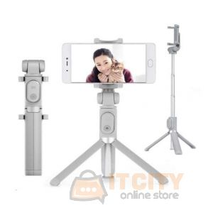 Mi Selfie Stick Tripod (with Bluetooth remote) - Grey