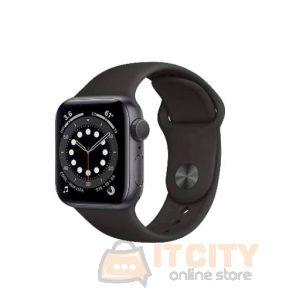 Modio MW07 Fashion Smart Watch  Full Display - Black