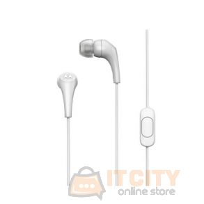 Motorola Earbuds 2 Wired Earphones - White