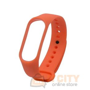 Xiaomi Mi Smart Band 3/4 Strap - Orange