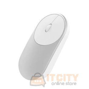 Xiaomi Mi Portable Mouse (XMSB02MW) - Silver