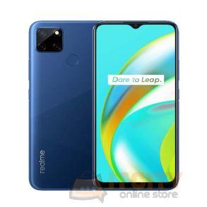 Realme C12 32GB/3GB 6.5 Inch Phone - Power Blue