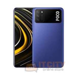 Poco M3 128GB/4GB 6.53 Inch Phone - Blue