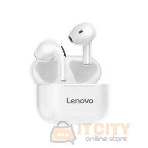 Lenovo Live Pods LP40 Wireless Earbuds - White