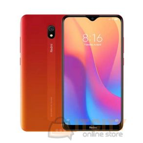 Xiaomi Redmi 8A 64GB/3GB 6.2inch Phone - Sunset Red