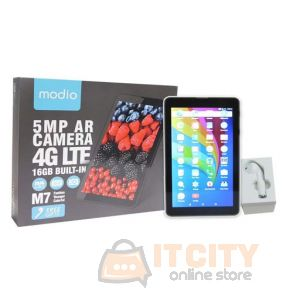 Modio M7 16GB/2GB 7Inch 4G Tablet