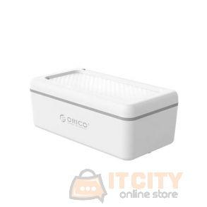 Orico (BST-GY-BP) Multifunctional Storage Box - Grey/White