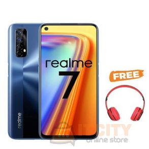 Realme 7 128GB/8GB 5.5 Inch Phone With Bluetooth Headset