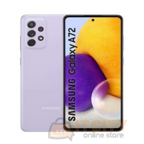 Samsung Galaxy A72 128GB/8GB 6.7 Inch Phone - Violet