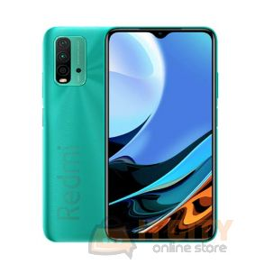 Xiaomi Redmi 9 Power 64GB/4GB 6.53Inch Phone - Green