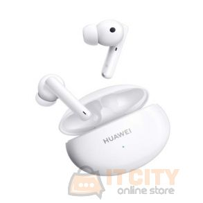 Pre-Order: Huawei FreeBuds 4i Noise Cancelling Earphones - Ceramic White