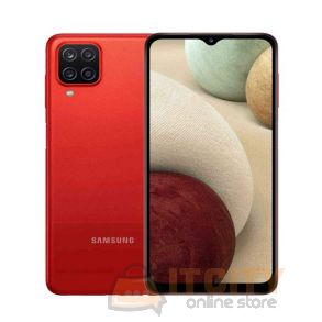 Samsung Galaxy A12 128GB/4GB 6.5 inch Phone - Red