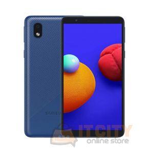 Samsung Galaxy M01 Core 1GB/16GB 5.3 Inch Phone - Blue