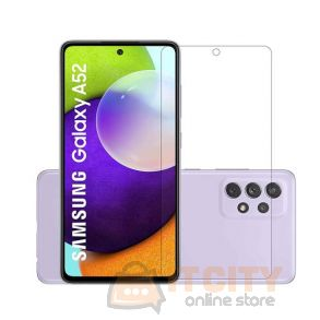 Tempered Glass Screen Protector For Samsung A52