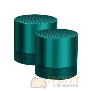 Huawei Mini Dual Bluetooth Speaker - Emerald Green