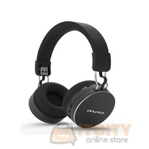 Awei A790BL Wireless Stereo Headphone - Black