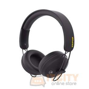 Awei A800BL Bluetooth Stereo Headphone - Black
