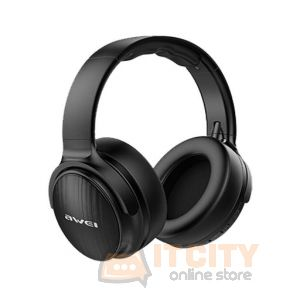Awei A780BL Wireless Stereo Headphone - Black