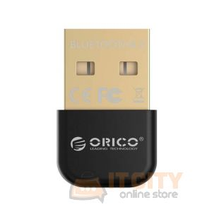 Orico (BTA-403) USB Bluetooth Adapter 4.0 - Black