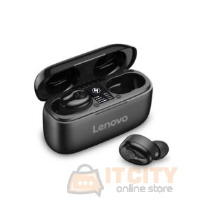Lenovo HT18 True Wireless Stereo Earbuds - Black