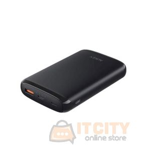 Aukey ( PB-Y22)  18W Power Delivery USB C 10000mAh Power Bank With Quick Charge 3.0 - Black