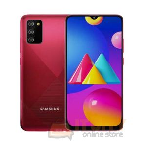 Samsung Galaxy M02S 32GB/3GB 6.5 Inch Phone - Red