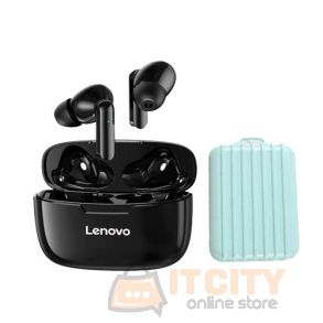 Lenovo XT90 TWS Wireless Earbuds With 12000mAh Power bank