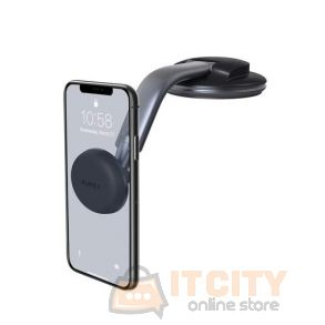 Aukey (HD-C49 BK) Navigator Force Car Magnetic 360 Degree Rotation Phone Mount - Black