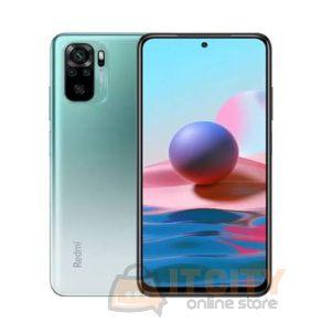 Xiaomi Redmi note 10 128GB/4GB 6.43 Inch Phone - Lake Green