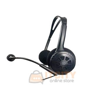 X.cell HS-300Pro Connect PC Stereo Headset With Mic 1.5M