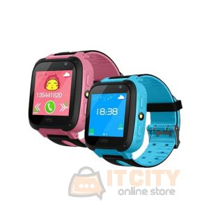 Smart 2030 kids Smart watch - pink