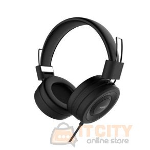 Remax RM-805 4D Headphone - Black