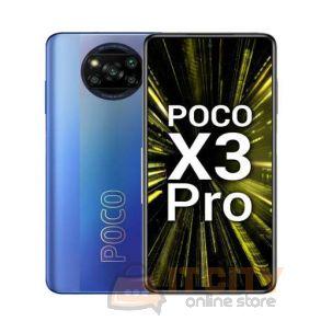 Poco X3Pro 128GB/6GB 6.67 Inch  phone - Steel Blue