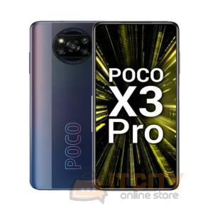 Poco X3Pro 256GB/8GB 6.67 Inch  phone - Graphite Black