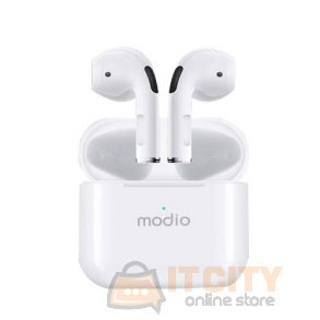 Modio ME4 Wireless Stereo Earbuds With Case