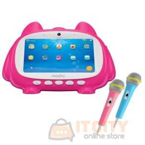 Modio M16 32GB/2GB 7 Inch Tab With Karaoke Microphone