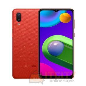 Samsung Galaxy M02 32GB/2GB 6.5 Inch phone - Red