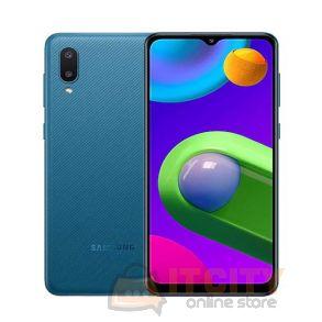 Samsung Galaxy M02 32GB/2GB 6.5 Inch phone - Blue