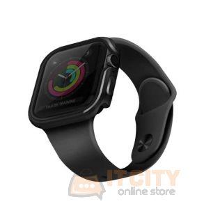 UniqValencia Watch Case For Apple Watch 40MM - Gunmetal Grey