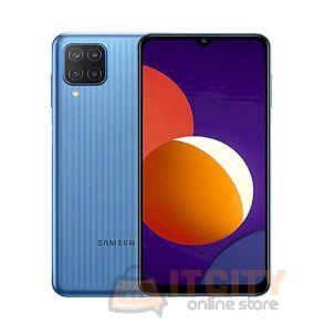 Samsung Galaxy M12 64GB/4GB 6.5 Inch Phone- Blue