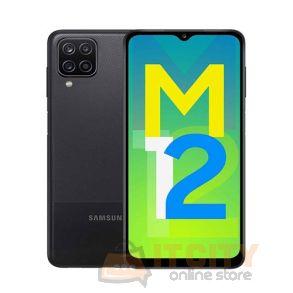 Samsung Galaxy M12 64GB/4GB 6.5 Inch Phone- Black