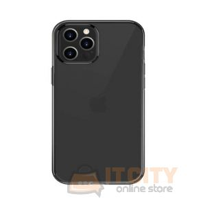 Uniq Hybrid Case for iPhone 12 Pro Max Clarion Antimicrobial - Vapour Smoke