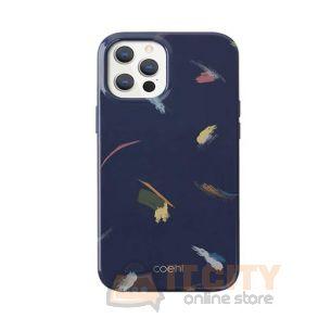 Uniq Coehl Case for iPhone 12 Pro Max Reverie - Prissian Blue