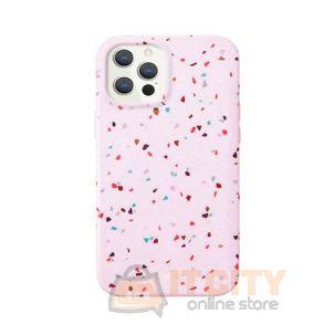 Uniq Coehl Case for iPhone 12Pro Max Terrazzo - Blush Pink