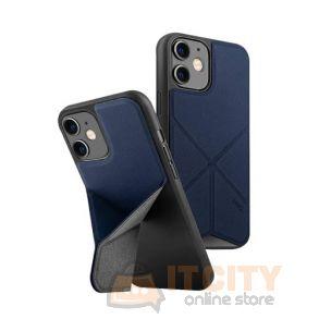 Uniq Hybrid Case for iPhone 12/12 Pro Transforma - Electric Blue